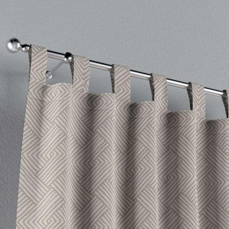 Záves na pútkach V kolekcii Sunny, tkanina: 143-44