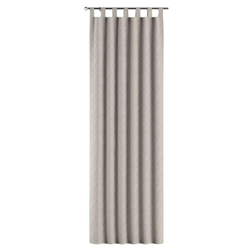 Gardin med stropper 1 stk. fra kollektionen Sunny, Stof: 143-44