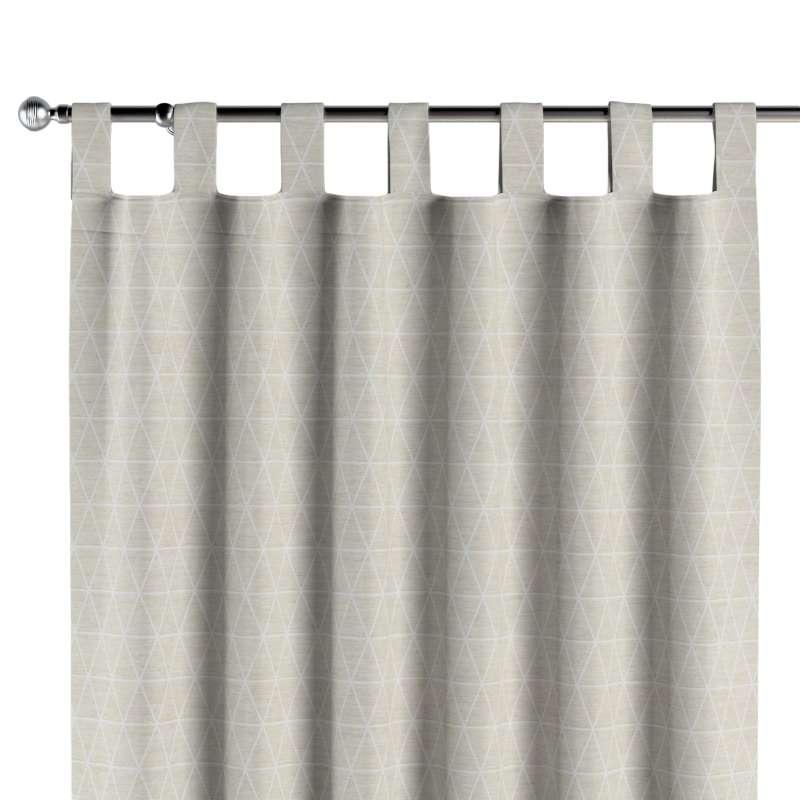 Záves na pútkach V kolekcii Sunny, tkanina: 143-49