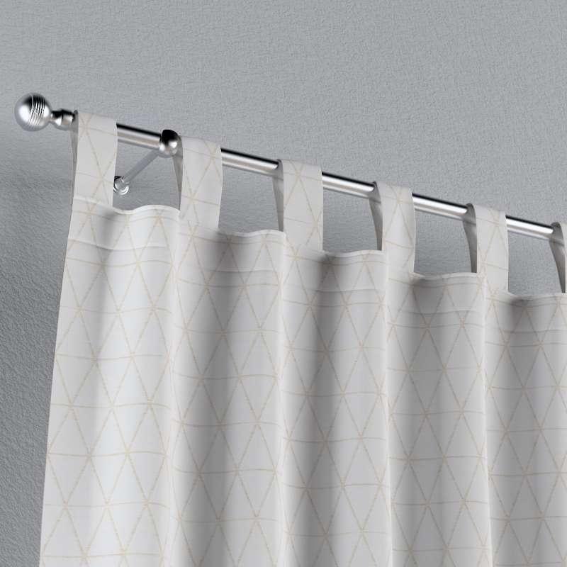 Záves na pútkach V kolekcii Sunny, tkanina: 143-94