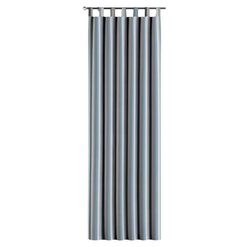 Gardin med stropper 1 stk. fra kollektionen Vintage 70's, Stof: 143-57