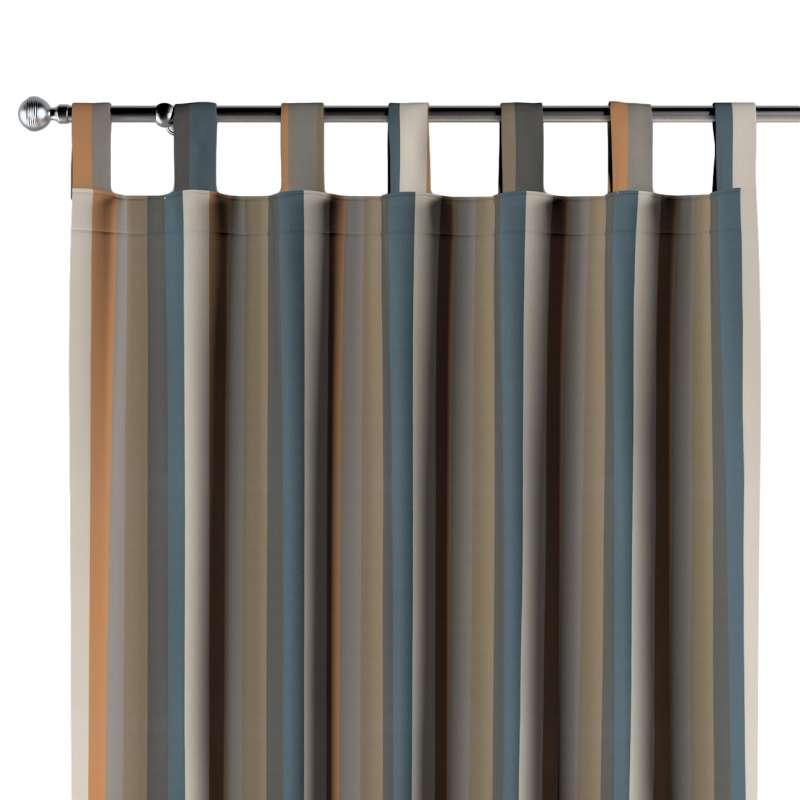 Gardin med stropper 1 stk. fra kollektionen Vintage 70's, Stof: 143-58