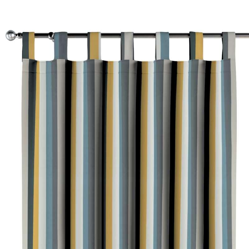 Gardin med stropper 1 stk. fra kolleksjonen Vintage 70's, Stoffets bredde: 143-59