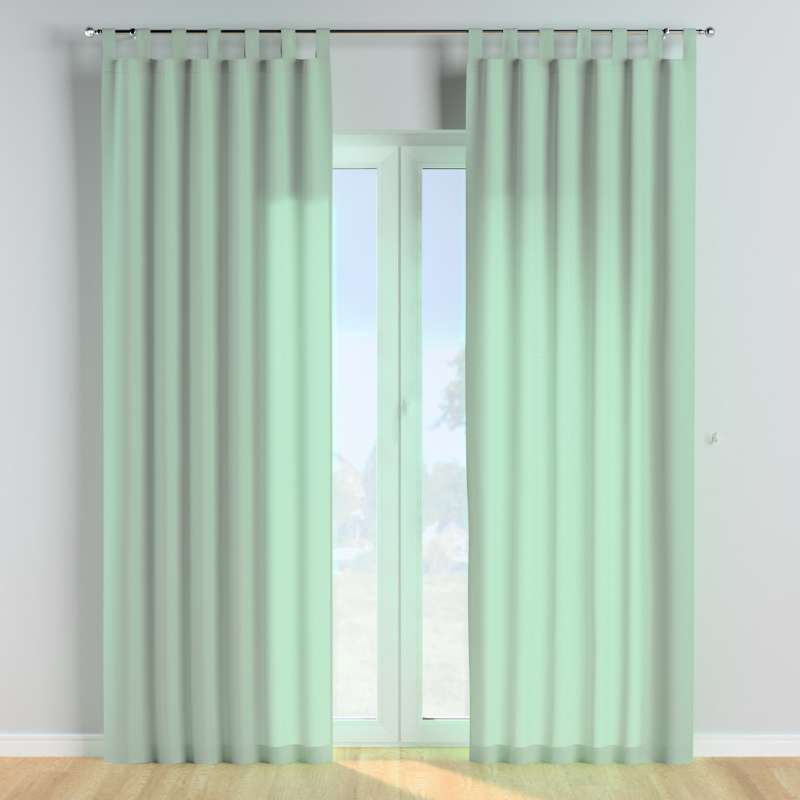 Tab top curtains in collection Happiness, fabric: 133-61
