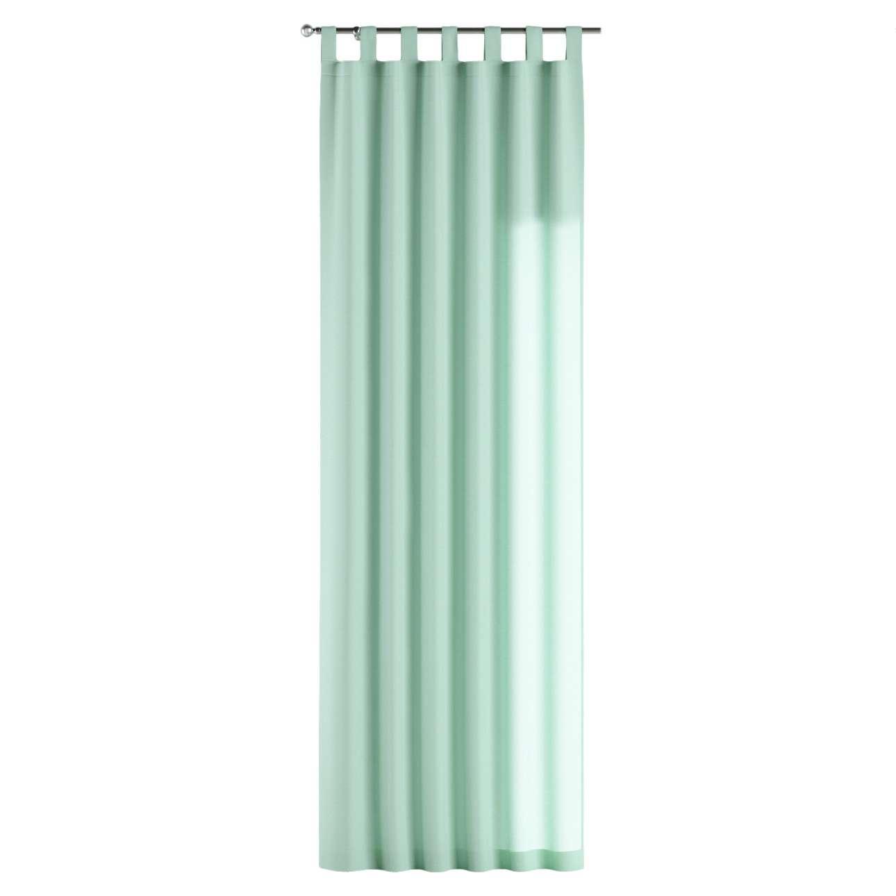 Zasłona na szelkach 1 szt. w kolekcji Loneta, tkanina: 133-37