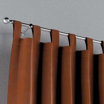 Záves na pútkach V kolekcii Velvet, tkanina: 704-33