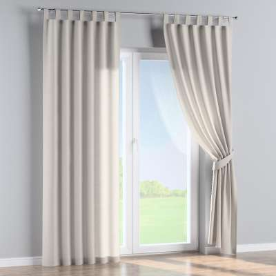 Tab top curtains in collection Nature, fabric: 159-07