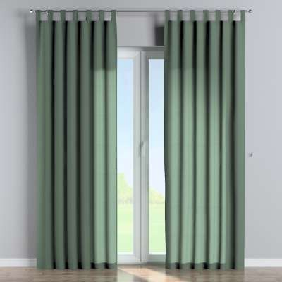 Tab top curtains in collection Nature, fabric: 159-08
