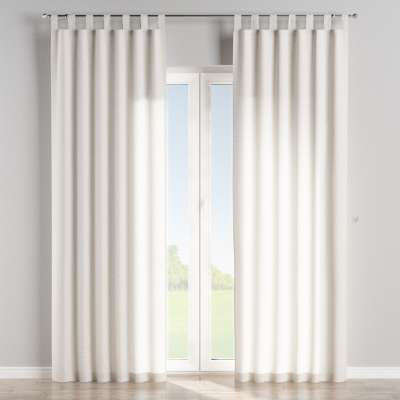 Tab top curtains in collection Nature, fabric: 392-04