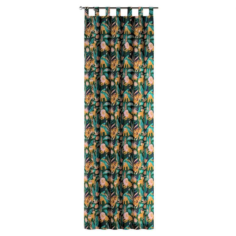 Tab top curtains in collection Magic Collection, fabric: 500-42