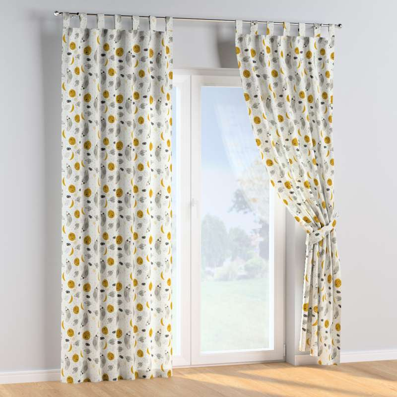 Tab top curtains in collection Magic Collection, fabric: 500-44