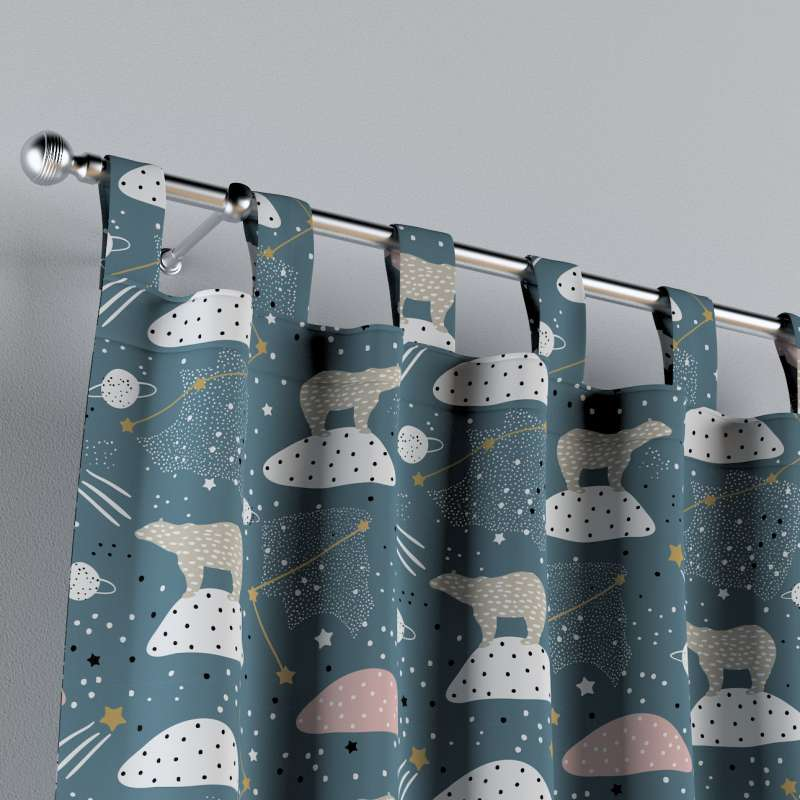 Tab top curtains in collection Magic Collection, fabric: 500-45
