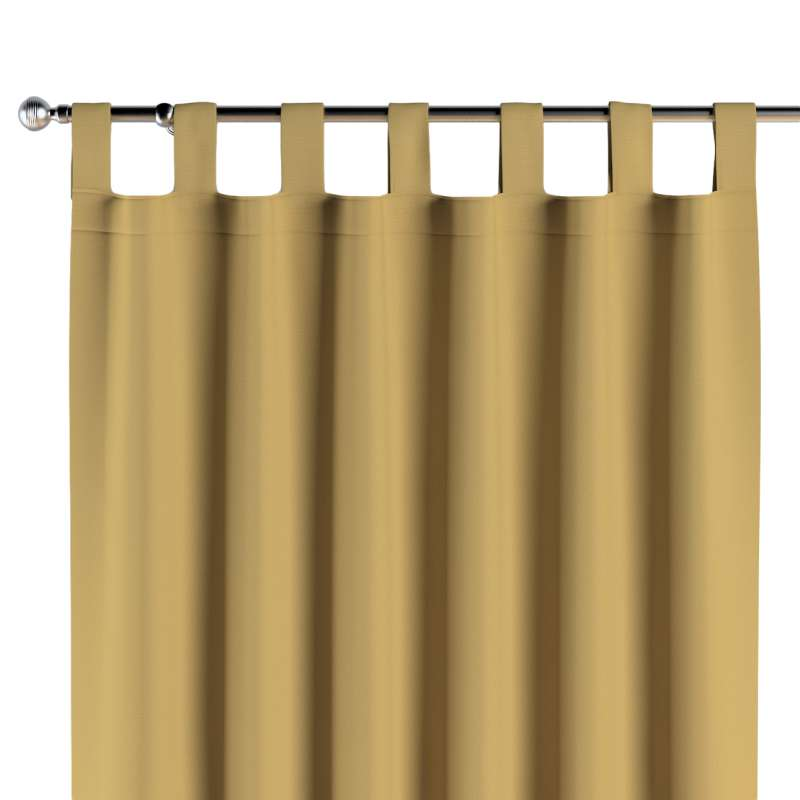 Tab top curtains in collection Cotton Story, fabric: 702-41