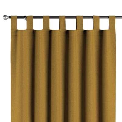 Gardin med stropper 1 stk. 704-82 Sennepsgul Kollektion City