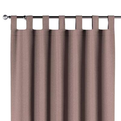 Tab top curtain 704-83 dusty rose Collection City