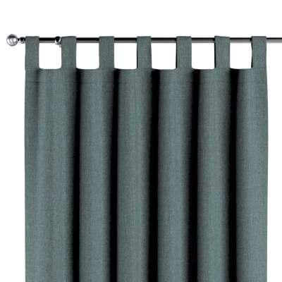Gardin med stropper 1 stk. 704-85 Petroliumsblå Kollektion City