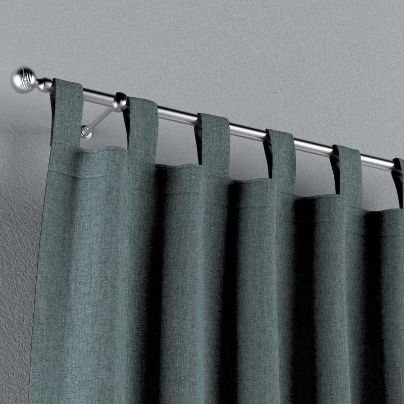 Zasłona na szelkach 1 szt. w kolekcji City, tkanina: 704-85