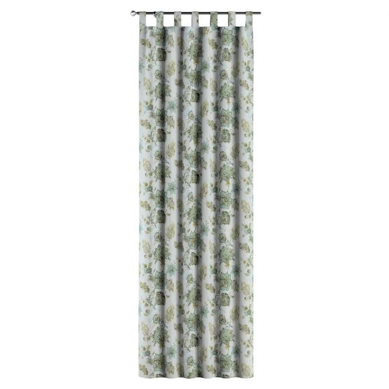 Gardin med stropper 1 stk. fra kolleksjonen Flowers, Stoffets bredde: 143-67