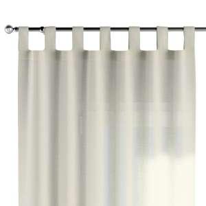 Gardin med hällor 1 längd 130 x 260 cm i kollektionen Romantica, Tyg: 128-88