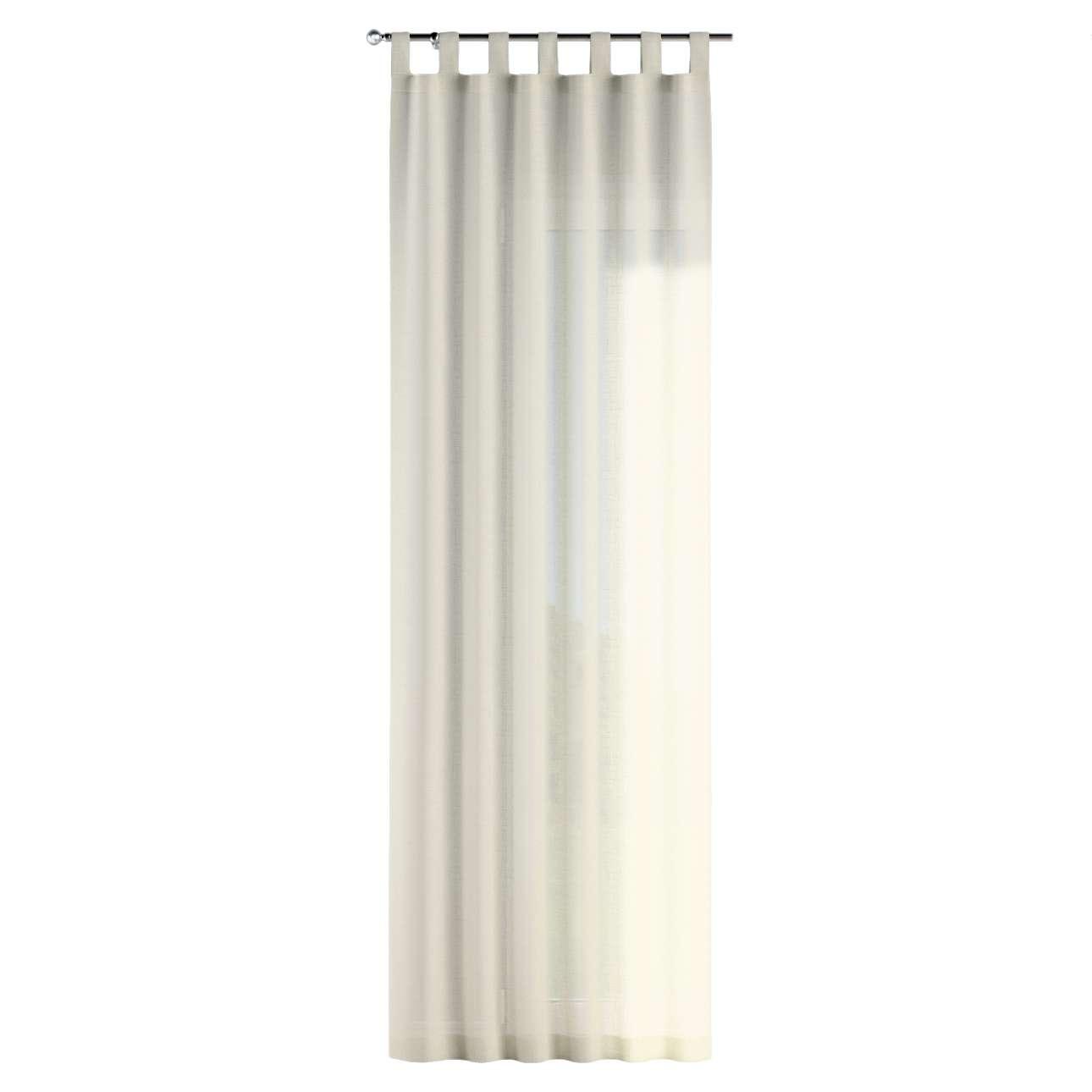 Zasłona na szelkach 1 szt. 1szt 130x260 cm w kolekcji Romantica, tkanina: 128-88