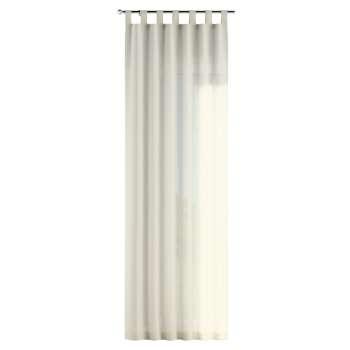 Gardin med stropper 1 stk. 130 × 260 cm fra kolleksjonen Romantikk, Stoffets bredde: 128-88