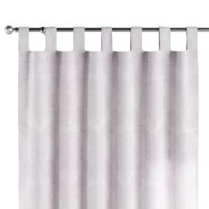 Gardin med hällor 1 längd 130 x 260 cm i kollektionen Damasco, Tyg: 613-00
