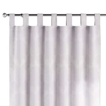 Tab top curtains 130 x 260 cm (51 x 102 inch) in collection Damasco, fabric: 613-00