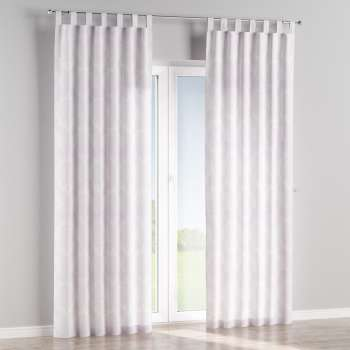 Tab top curtains 130 × 260 cm (51 × 102 inch) in collection Damasco, fabric: 613-00