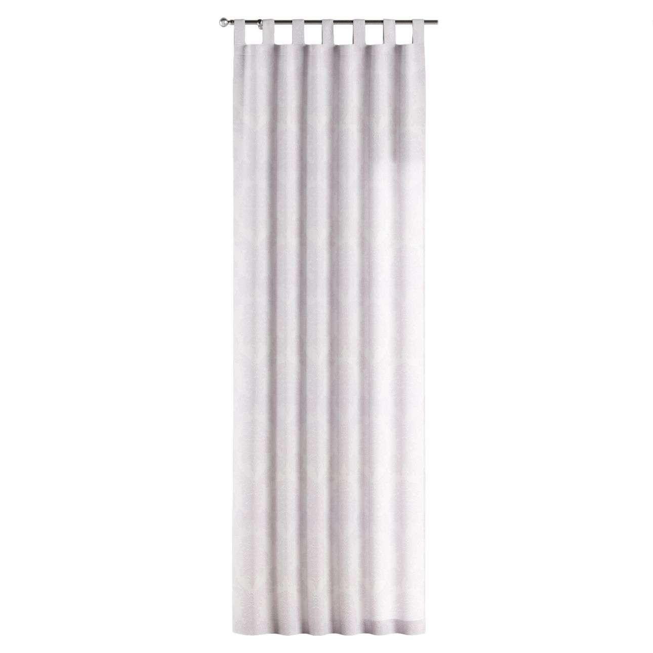 Gardin med stropper 1 stk. 130 × 260 cm fra kolleksjonen Damasco, Stoffets bredde: 613-00