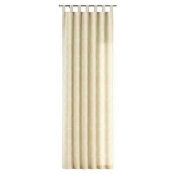 Gardin med stropper 1 stk. 130 × 260 cm fra kolleksjonen Damasco, Stoffets bredde: 613-01