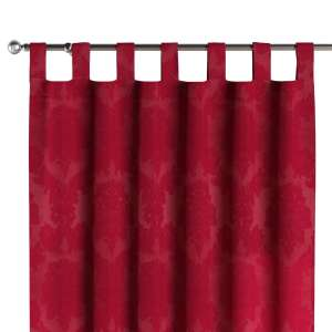 Zasłona na szelkach 1 szt. 1szt 130x260 cm w kolekcji Damasco, tkanina: 613-13