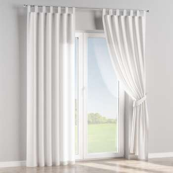 Tab top curtains in collection Jupiter, fabric: 127-01