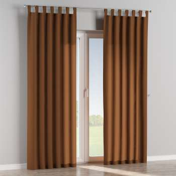 Tab top curtains 130 × 260 cm (51 × 102 inch) in collection Jupiter, fabric: 127-88