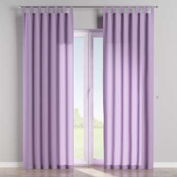 Tab top curtains 130 x 260 cm (51 x 102 inch) in collection Jupiter, fabric: 127-74