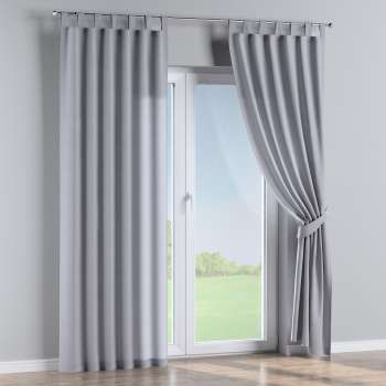 Tab top curtains 130 x 260 cm (51 x 102 inch) in collection Jupiter, fabric: 127-92