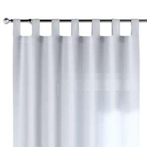 Gardin med stropper 1 stk. 130 x 260 cm fra kolleksjonen Romantikk, Stoffets bredde: 128-77