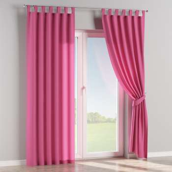 Tab top curtains 130 × 260 cm (51 × 102 inch) in collection Jupiter, fabric: 127-24