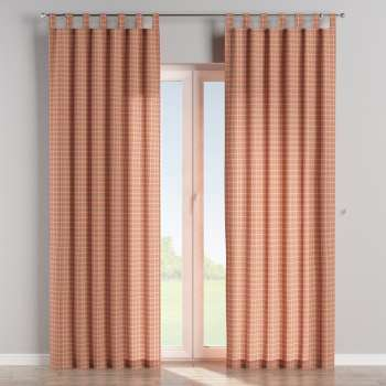 Tab top curtains in collection Bristol, fabric: 126-25