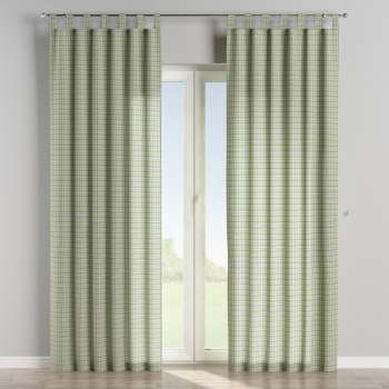 Tab top curtains 130 × 260 cm (51 × 102 inch) in collection Bristol, fabric: 126-69