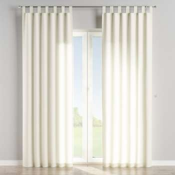 Tab top curtains 130 x 260 cm (51 x 102 inch) in collection Jupiter, fabric: 127-00