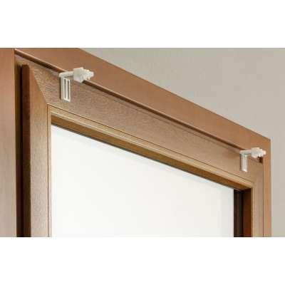 Romanečių/roletų tvirtinimo prie lango rėmo priedai - 2 vnt. rinkinyje