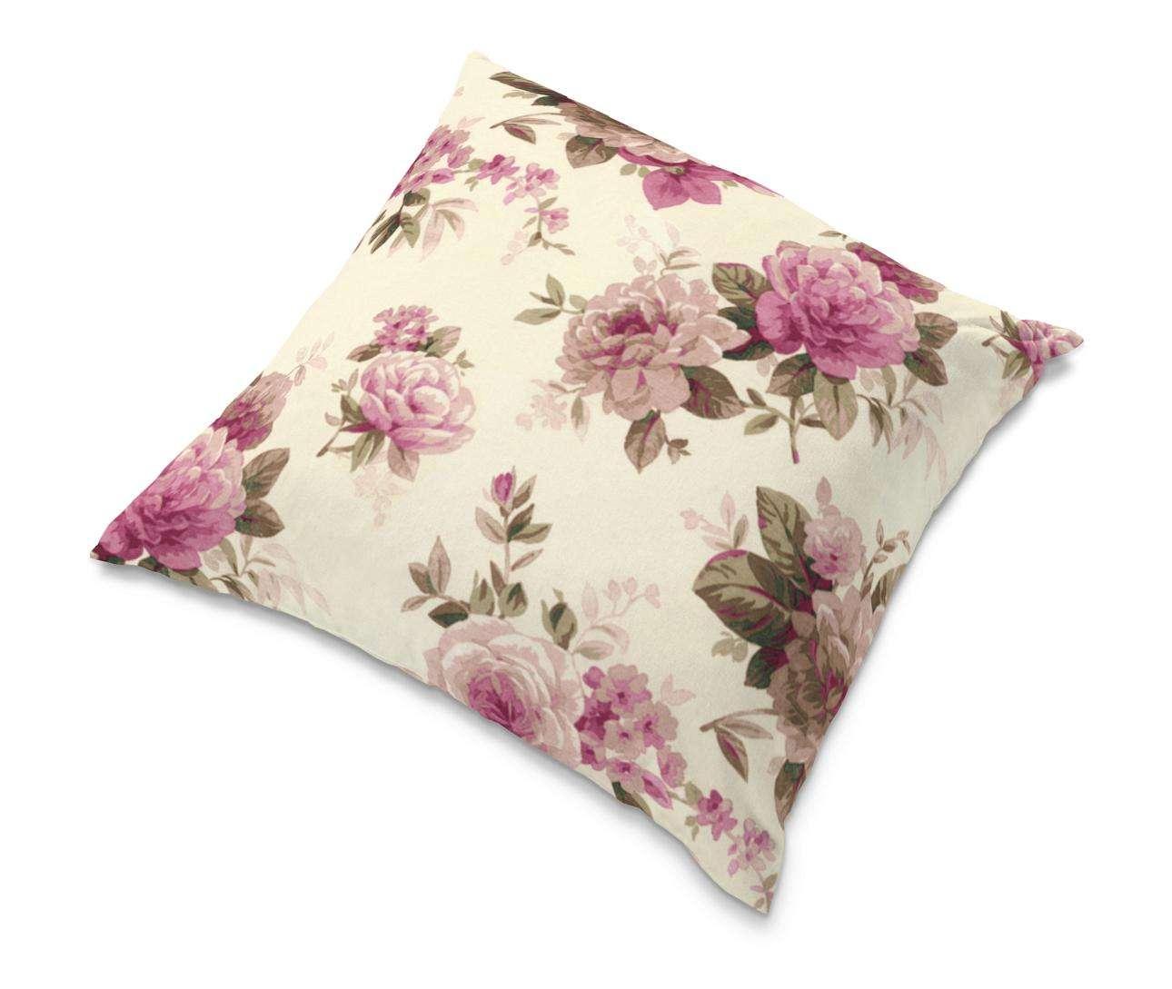 Tomelilla cushion cover 55 x 55 cm (22 x 22 inch) in collection Mirella, fabric: 141-07