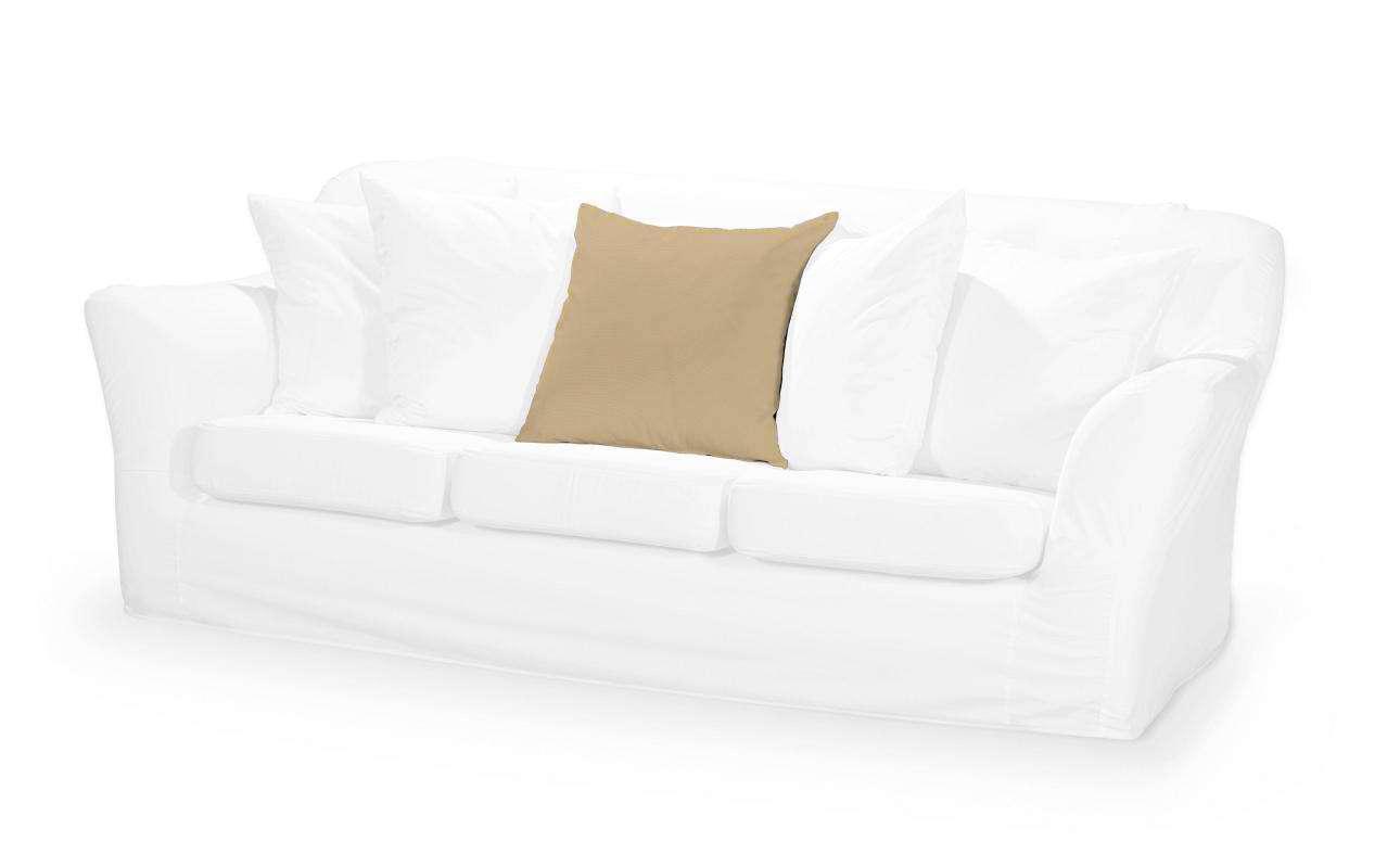 Kissenhülle Tomelilla 55 x 55 cm von der Kollektion Cotton Panama, Stoff: 702-01