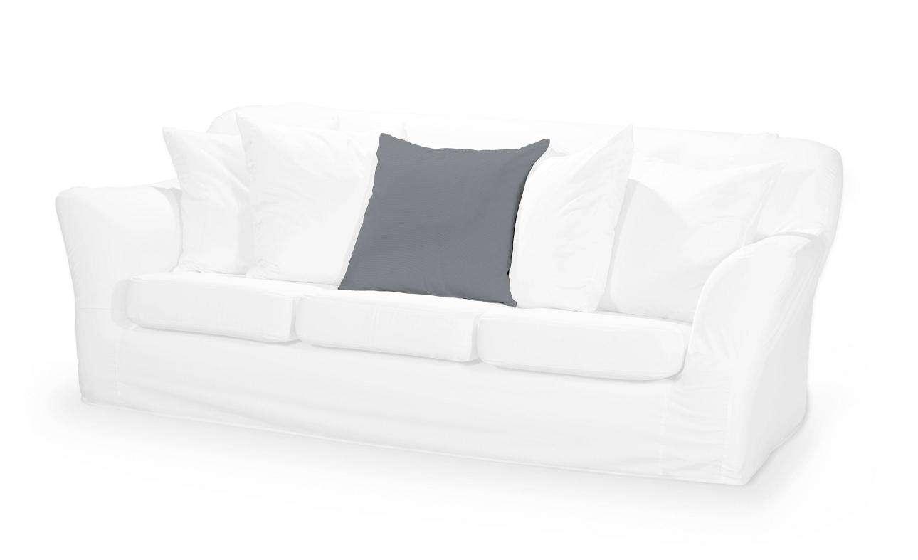 Kissenhülle Tomelilla 55 x 55 cm von der Kollektion Cotton Panama, Stoff: 702-07