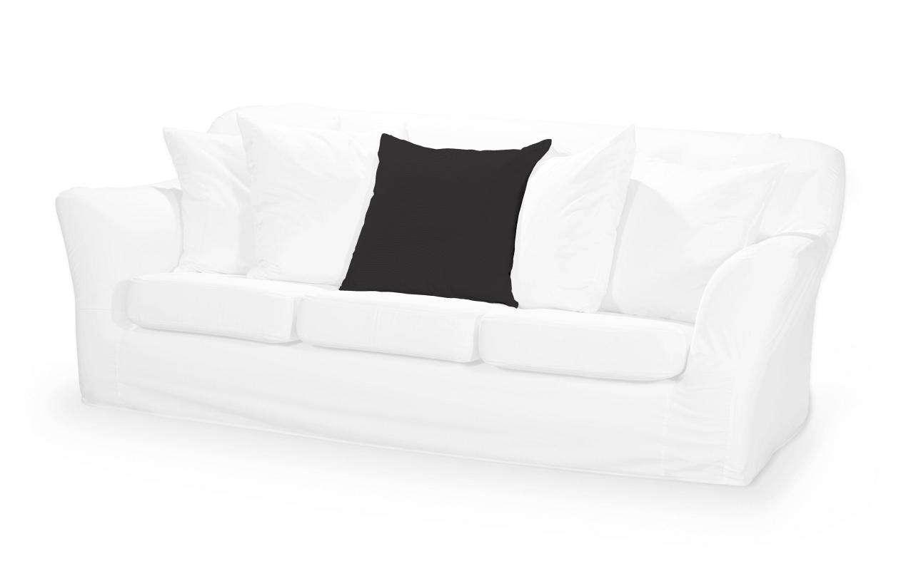 Kissenhülle Tomelilla 55 x 55 cm von der Kollektion Cotton Panama, Stoff: 702-08