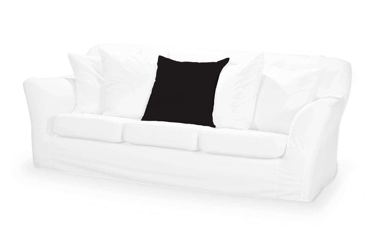Kissenhülle Tomelilla 55 x 55 cm von der Kollektion Cotton Panama, Stoff: 702-09