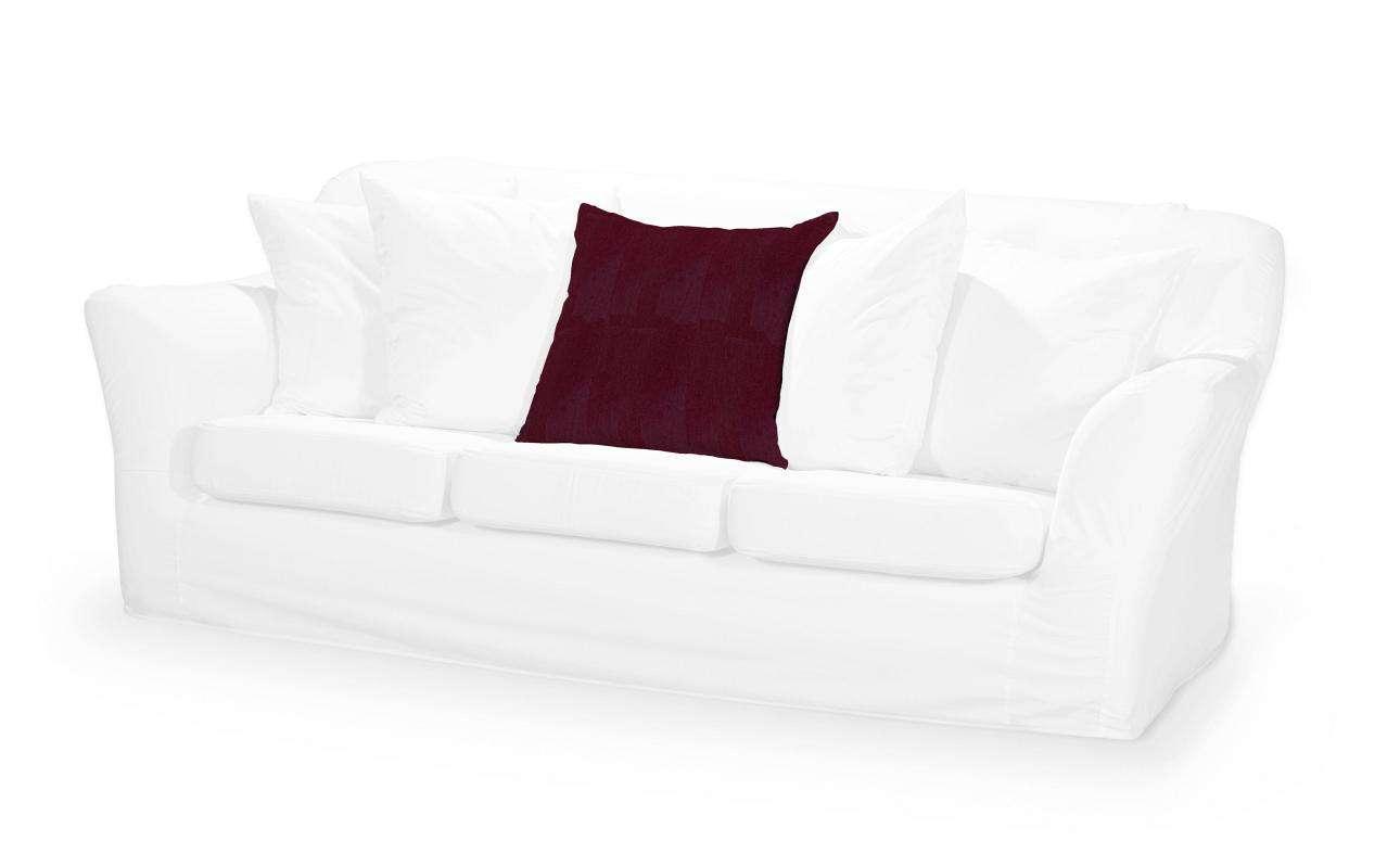 TOMELILLA pagalvėlės užvalkalas 55 x 55 cm kolekcijoje Chenille, audinys: 702-19