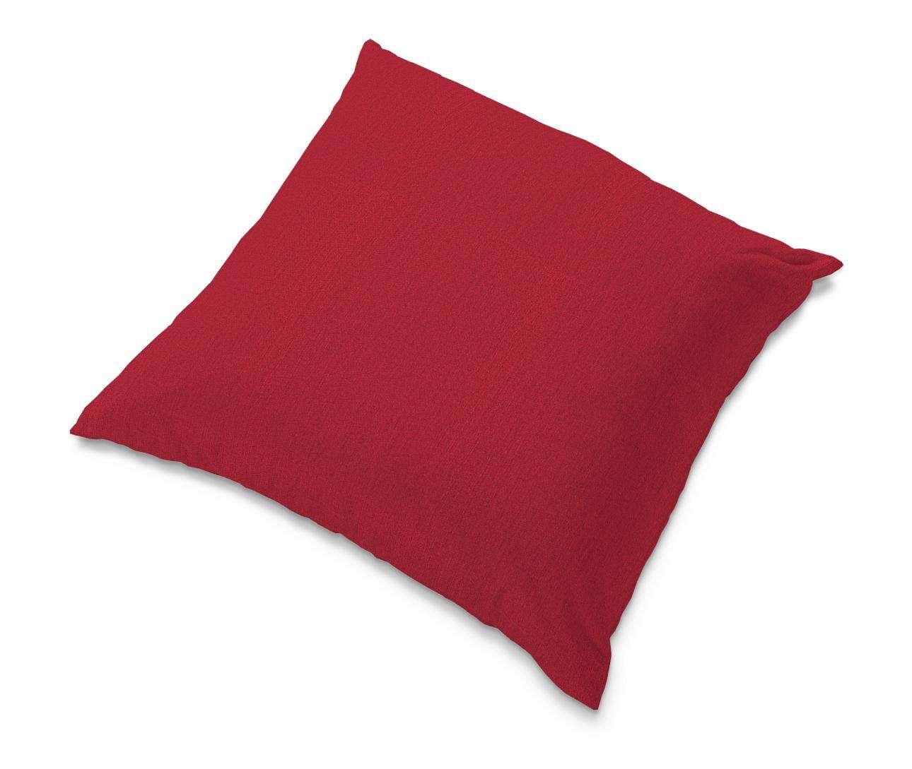 TOMELILLA pagalvėlės užvalkalas 55 x 55 cm kolekcijoje Chenille, audinys: 702-24