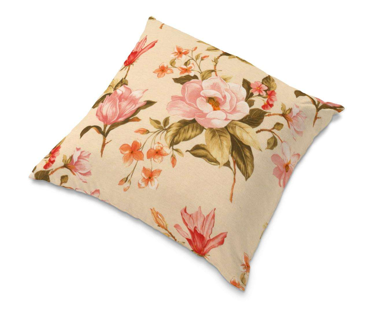 Tomelilla cushion cover 55 x 55 cm (22 x 22 inch) in collection Londres, fabric: 123-05