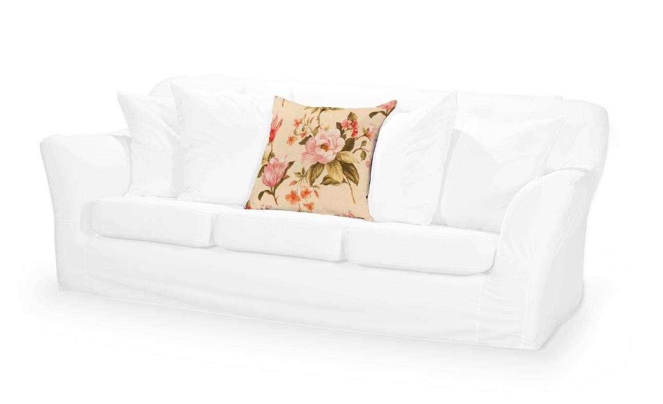 TOMELILLA pagalvėlės užvalkalas 55 x 55 cm kolekcijoje Londres, audinys: 123-05